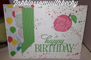 Confetti Birthday